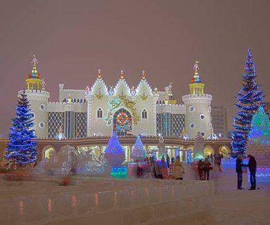 Автобусный тур Встречаем Новый год в Казани