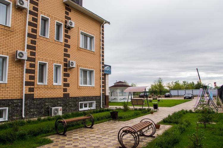 """Гостиница """"Ривьера"""" в Соль Илецке"""