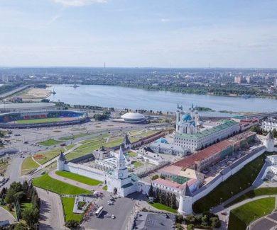 «Добро пожаловать в Казань!» Сезон весна- лето 2020 Июнь даты под запрос!